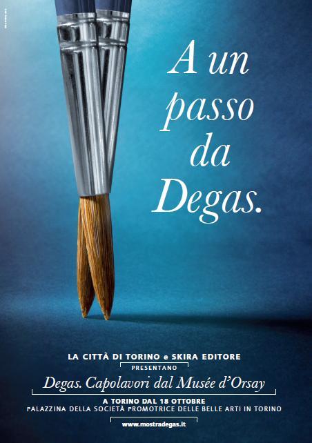 A un passo da Degas