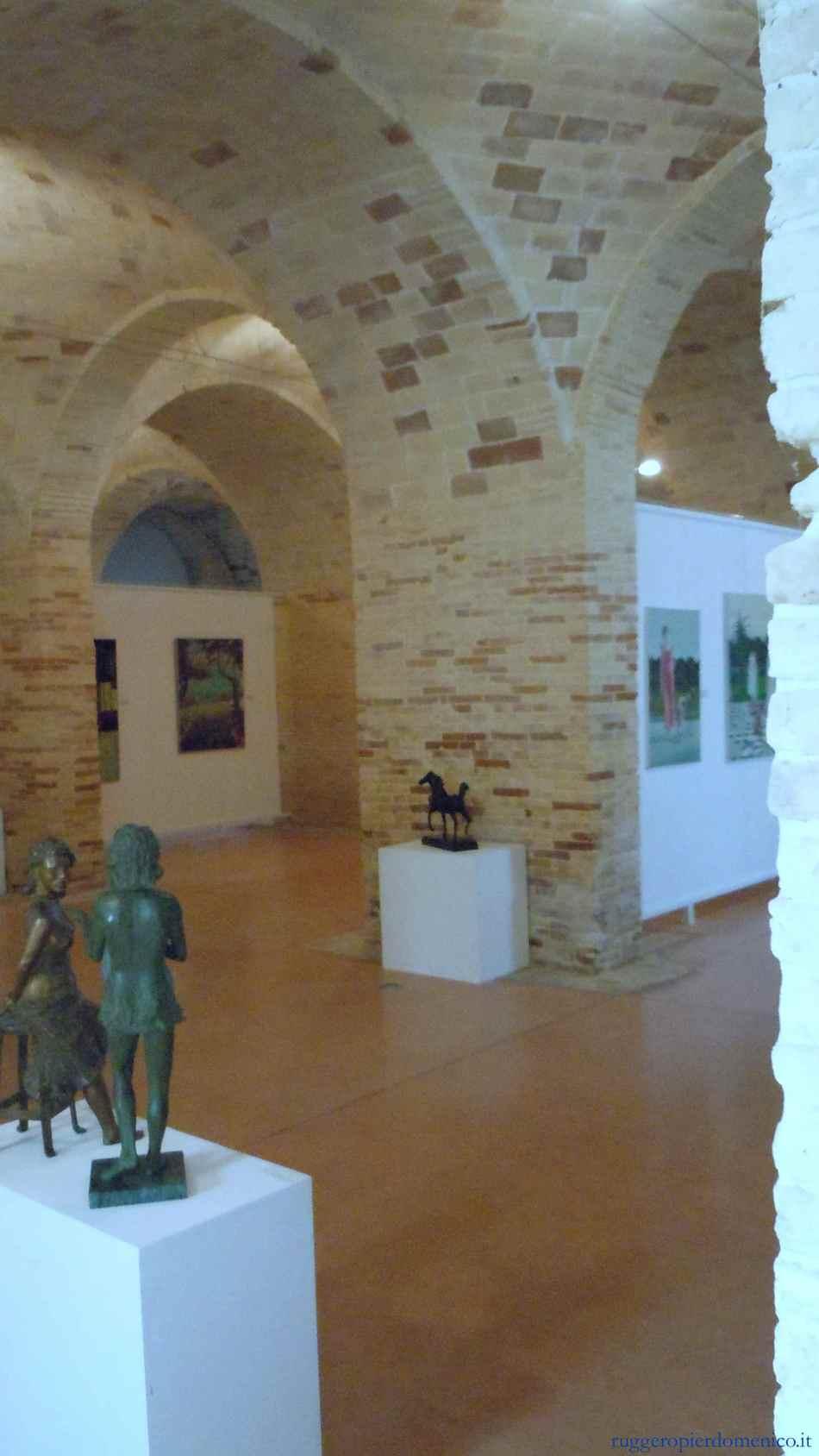 Scuderie palazzo d'Aragona 2014 (ruggeropierdomenico.it)
