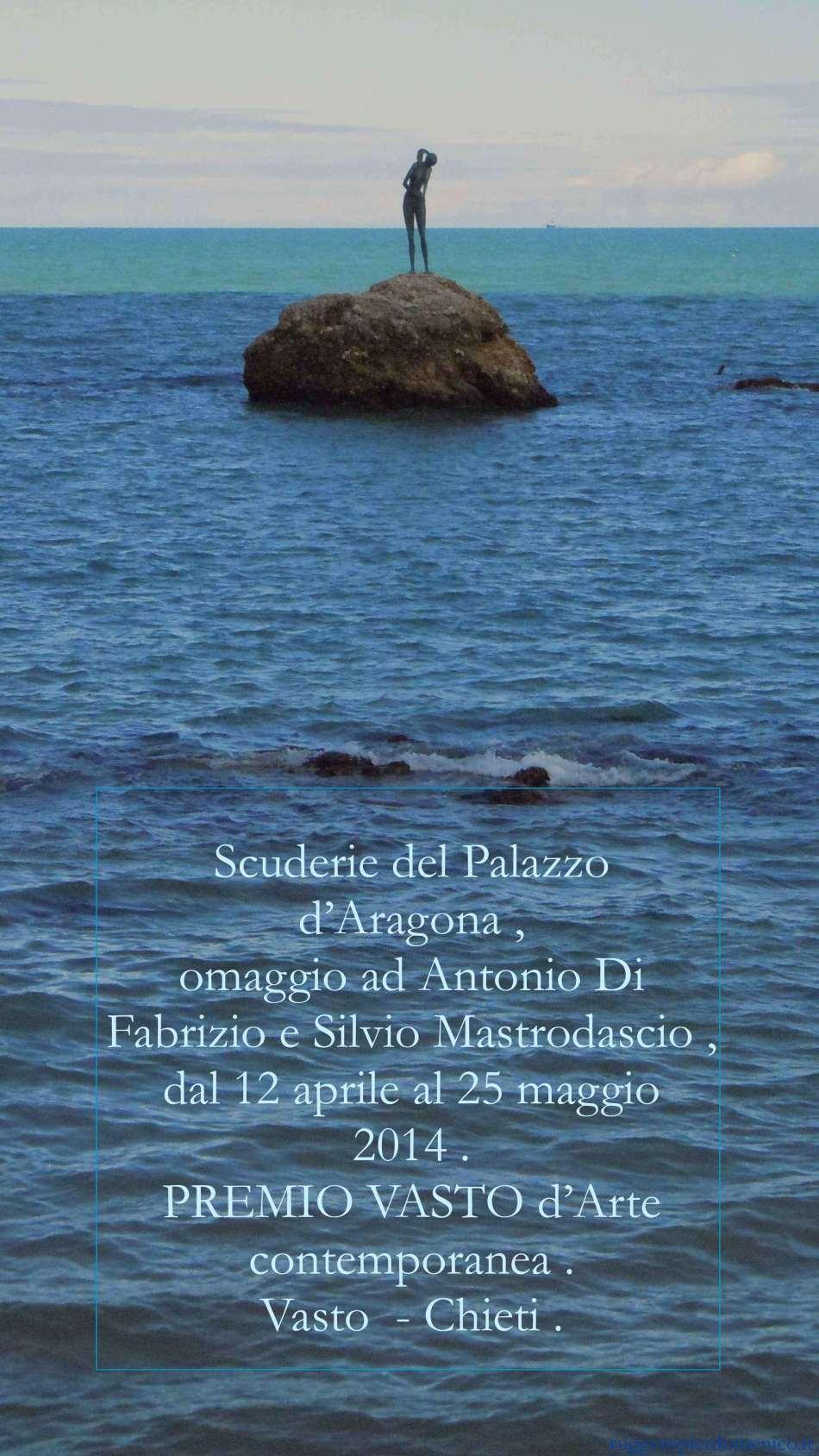 Vasto 2014,locandina (ruggeropierdomenico.it)