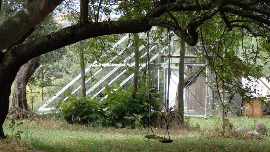 struttura fotovoltaico Ruggero Pierdomenico